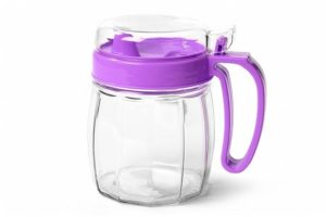 Бутылка для масла 1080 мл с пластиковой крышкой Fissman заказать дешево
