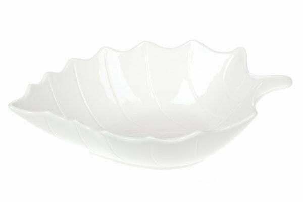 Салатник фарфоровый Лист BonaDi 1,9 л