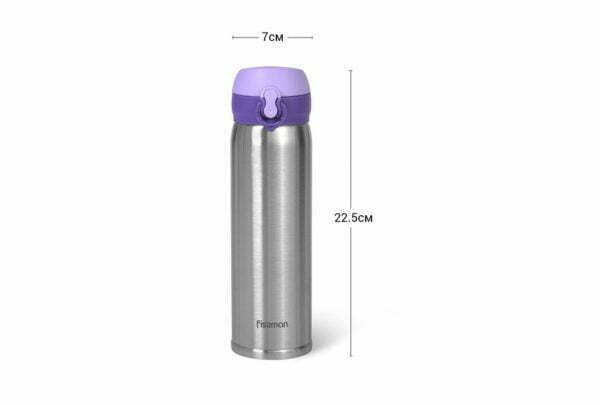 Нержавеющая термокружка Fissman 420 мл