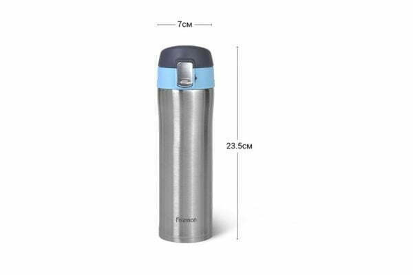 Термокружка нержавеющая Fissman 420 мл