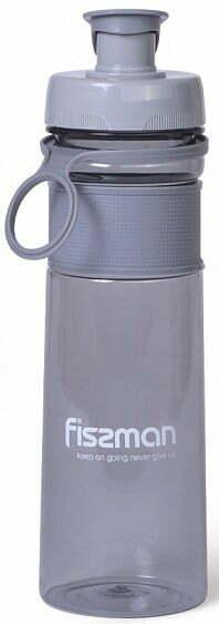 Бутылка из пластика для воды Fissman 680 мл 6923 купить недорого онлайн