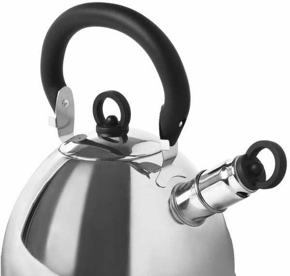 Чайник из нержавеющей стали Fissman Gemma 1,8 л 5957 заказать в интернет магазине