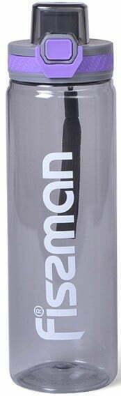 Пластиковая бутылка Fissman для воды 750 мл 6924 купить недорого онлайн