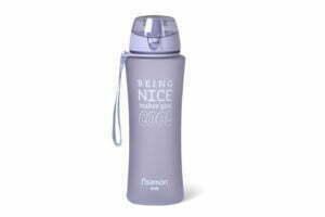 Бутылка для воды Fissman из пластика 650 мл 6927