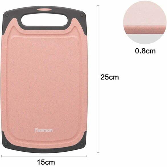 Пластиковая разделочная доска Fissman 15х25 см 8022 купить в интернет магазине