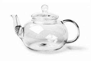 Чайник заварочный стеклянный Fissman Lucky 0,8 л 9364