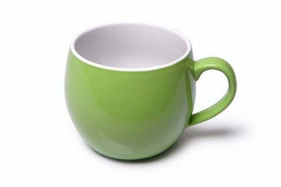 Чашка из керамики Fissman 320 мл 9397