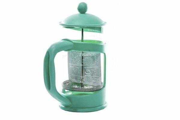 Заварочный чайник с френч-прессом Fissman Gamma 0,8 л FP-9038.800