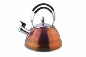 Чайник из нержавеющей стали Fissman Cairo 2,3 л выгодная цена на сайте