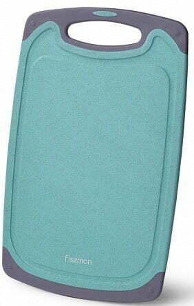 Доска Fissman разделочная пластиковая 32х20 см 8019 купить недорого онлайн