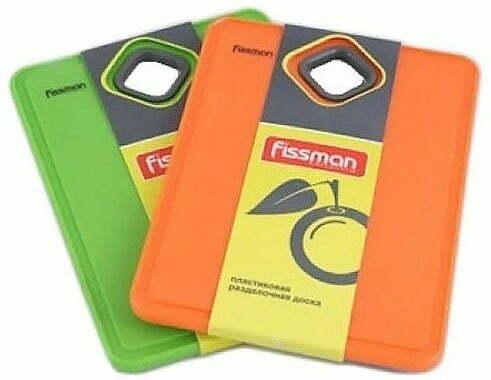 Доска пластиковая разделочная 19х14 см Fissman 7705 купить недорого онлайн