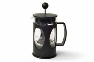 Заварочный чайник с френс-прессом Fissman Mokka 600 мл 9002