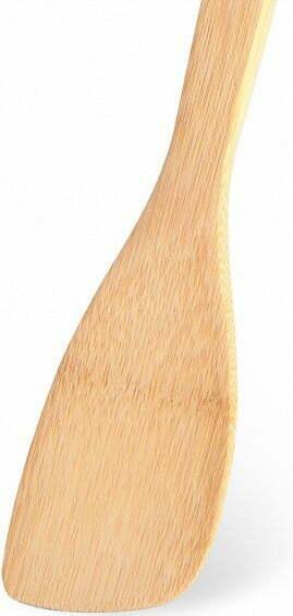 Лопатка Fissman из бамбука 30х6 см 1451 заказать на сайте Биолшоп