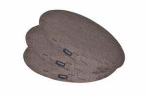 Комплект сервировочных ковриков Fissman 4 шт