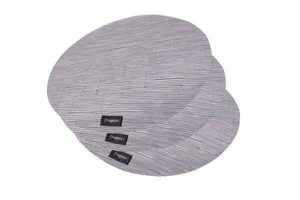 Комплект из 4 сервировочных ковриков Fissman 36 см