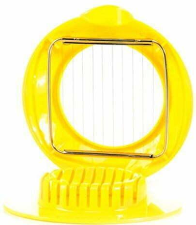 Яйцерезка-слайсер Fissman 15х15 см 7671 низкая цена