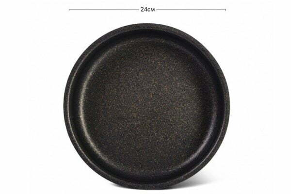 Форма для выпечки тефлоновая Fissman 24x6,4 см низкая цена