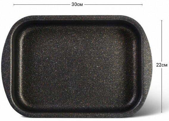 Антипригарная форма для выпечки 30x22x6 см 14201 купить в Украине