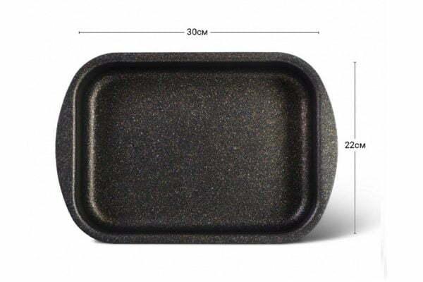 Антипригарная форма для выпечки 30x22x6 см 14201
