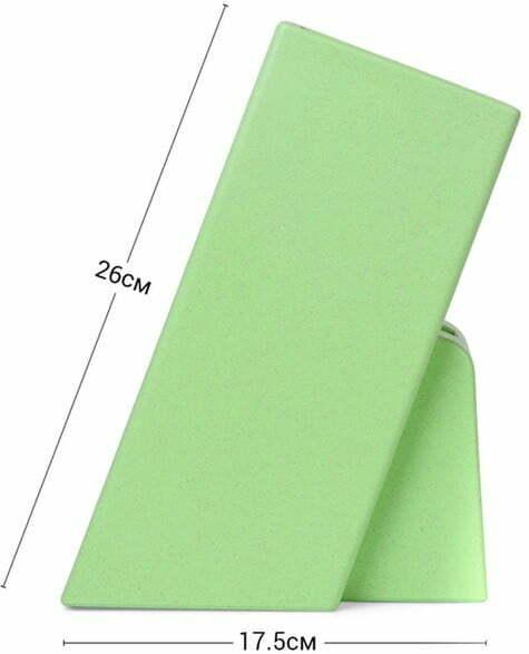 Подставка для ножей из пластика Fissman 26 см 2874 купить в Киеве