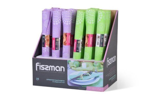 Сервировочную коврик Fissman 45x30 см 0641