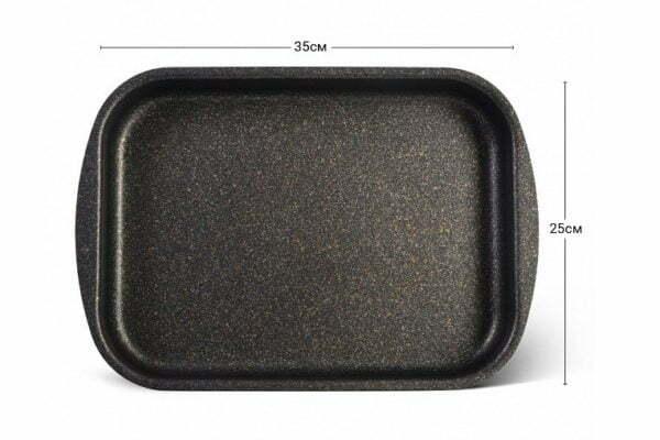 Форма для выпечки Fissman антипригарная 35x25x6 см 14202
