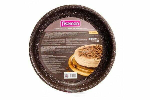 Форма для выпечки Fissman 24x6,4 см