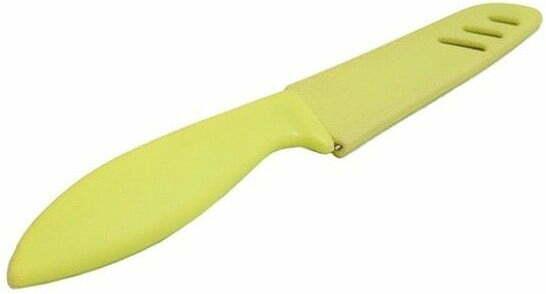 Овощной нож в чехле Fissman 20,5 см 7015 низкая цена