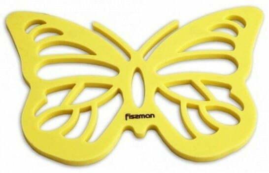 Подставка под гарячее Fissman силикон 21х15 см 7268 купить в Киеве