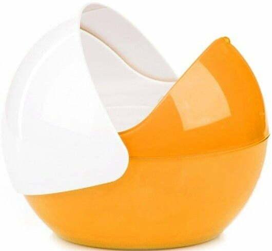 Сахарница 13х11 см Fissman пластик AY-7537.415 купить на сайте Биолшоп