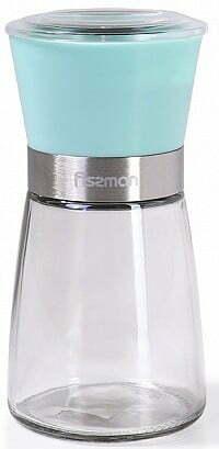 Мельница для соли и перца Fissman 13 см 8209 низкая цена