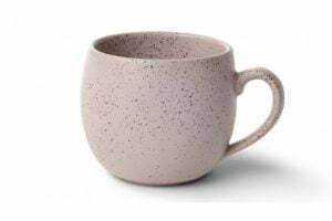 Кружка Fissman из керамики 0,32 л 9344