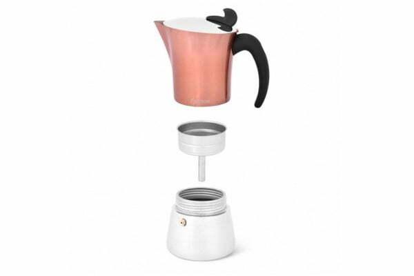 Кофеварка Fissman гейзерная на 6 порций 360 мл