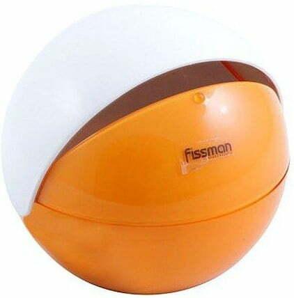 Сахарница 13х11 см Fissman пластик AY-7537.415 купить недорого онлайн