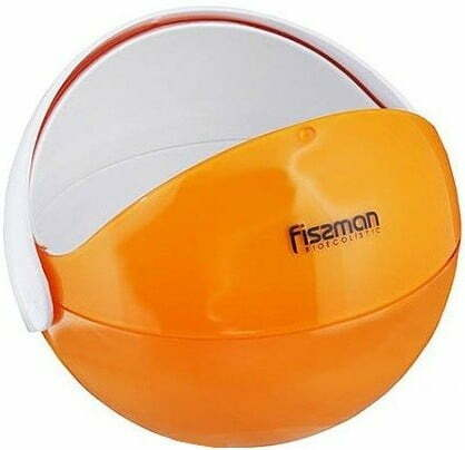 Сахарница 13х11 см Fissman пластик AY-7537.415 низкая цена