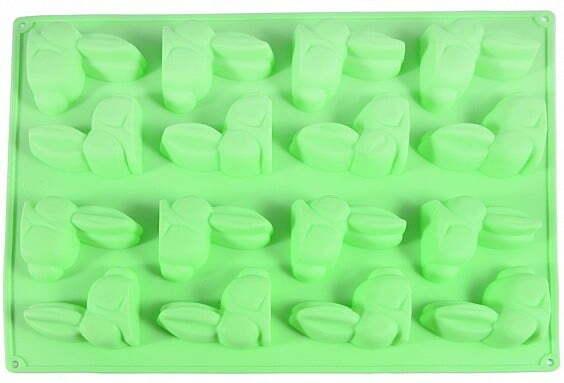 Форма для льда и шоколада Fissman Зайцы 6556 купить недорого онлайн