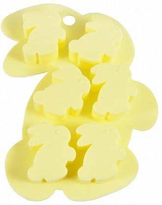 Форма для льда и шоколада Зайчата Fissman 6561 купить недорого онлайн