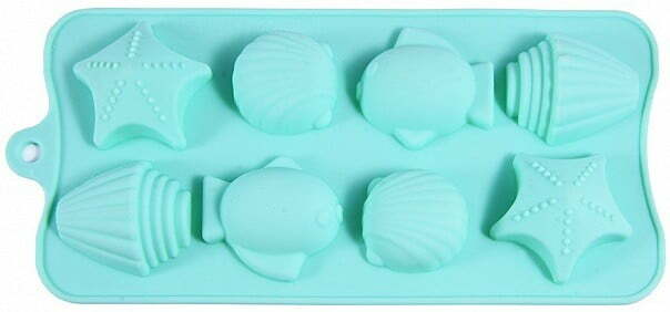 Форма для льда и шоколада 18x10x2 см Fissman 6550 купить недорого онлайн