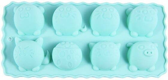 Форма Fissman для льда или шоколада 22x10,5x2,8 см 6549 купить недорого онлайн
