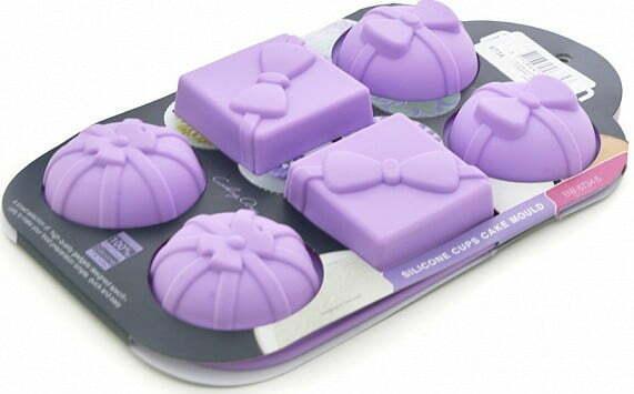 Форма для выпекания кексов Fissman 28x17,5x4 см 6734 купить недорого онлайн