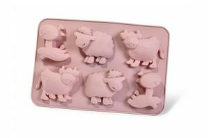Форма для выпекания кексов Fissman 25x17x3 см 6649