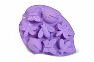 Форма для выпечки 8 кексов Fissman Насекомые 26x14,5x3 см 6662