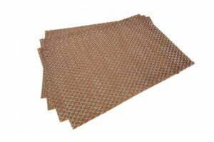 Сервировочные коврики 4 шт Fissman 45х30 см 0647