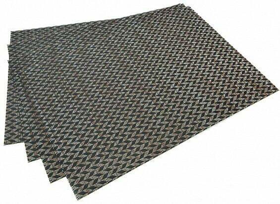 Комплект Fissman сервировочных ковриков 45х30 см 4 шт 0646 купить недорого онлайн