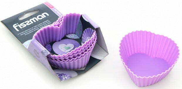 Набор формочек для кексов Fissman 6 предметов 6698 купить недорого онлайн