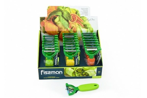 Овощечистка Y-формы Fissman 14 см 8484