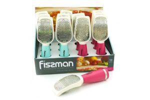 Терка на ручке Fissman 19х6 см PR-7199.GR