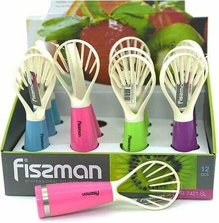 Слайсер для дыни и киви Fissman 18 см 7421 купить недорого онлайн