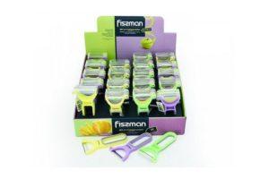 Набор из 3 ножей для чистки овощей Y-формы Fissman 8485