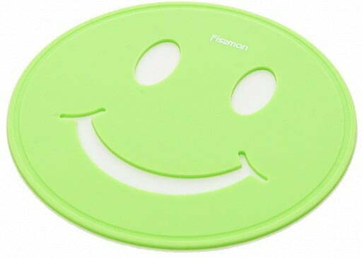 Подставка под горячее Fissman улыбка 17 см AY-7543.PH купить недорого онлайн